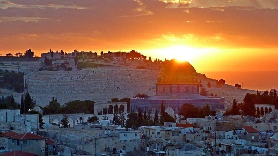 Gerusalemme, aperta ai pellegrini la scalinata percorsa da Gesù