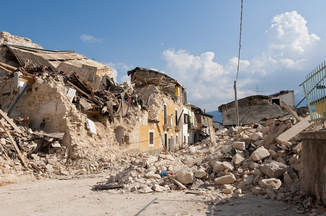 Cosa fare e cosa non fare in caso di terremoto