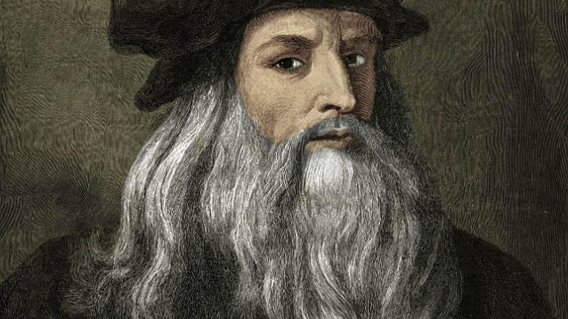 Leonardo da Vinci 'diventa' francese: succede al Louvre