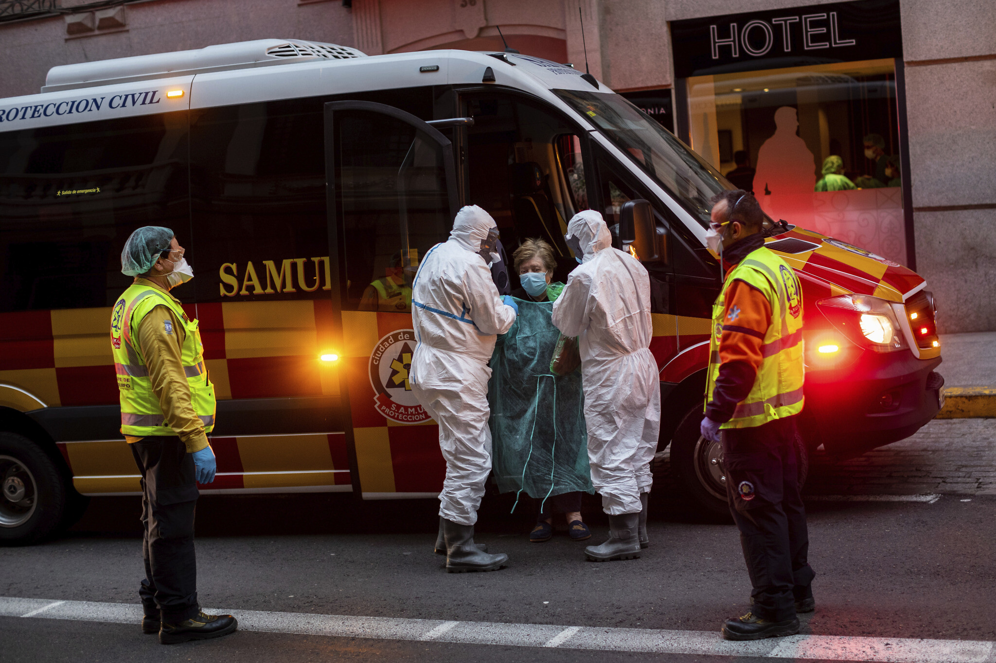 Coronavirus in Spagna, la situazione è sempre più grave (I DATI)