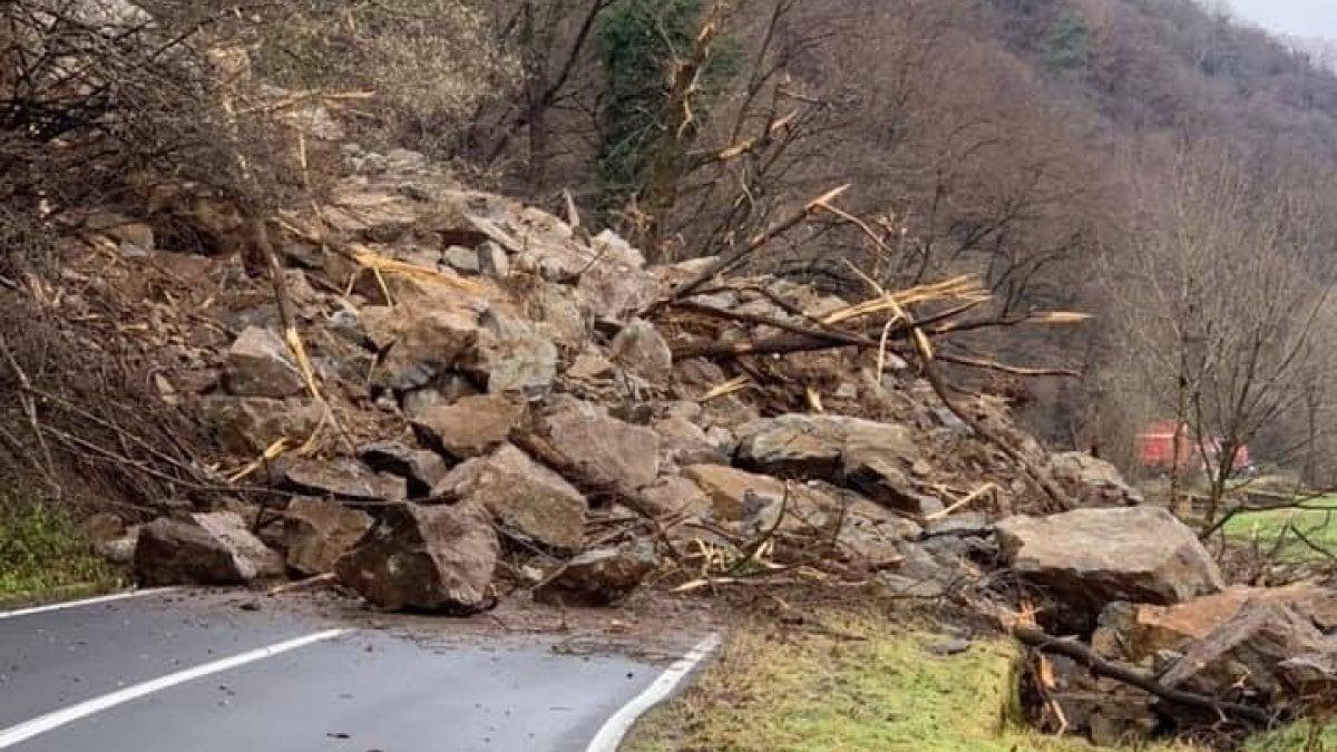 Frana in provincia di Sondrio: 3 morti, anche una bambina