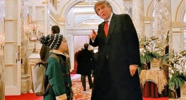 """Il bacchettonismo, il tribunale dei mediocri: il caso di Trump nel film """"Mamma ho perso l'aereo"""""""